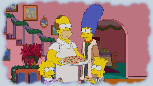 THE SIMPSONS 700th episode