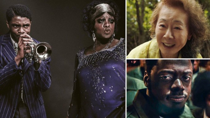 SAG Winner Analysis: Chadwick Boseman & Viola Davis Set for the Oscars - Variety