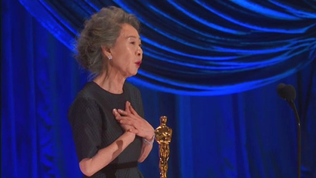 Youn Yuh-jung Oscar Win Celebrated in Korea, China Quiet on Chloe Zhao -  Variety