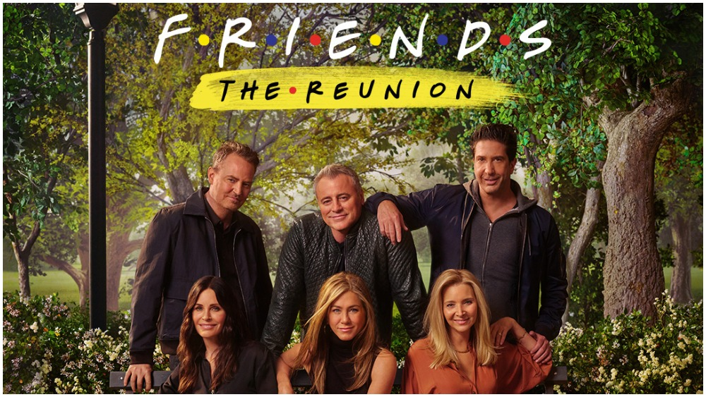 Friends: The Reunion': How to Watch on HBO Max - Variety