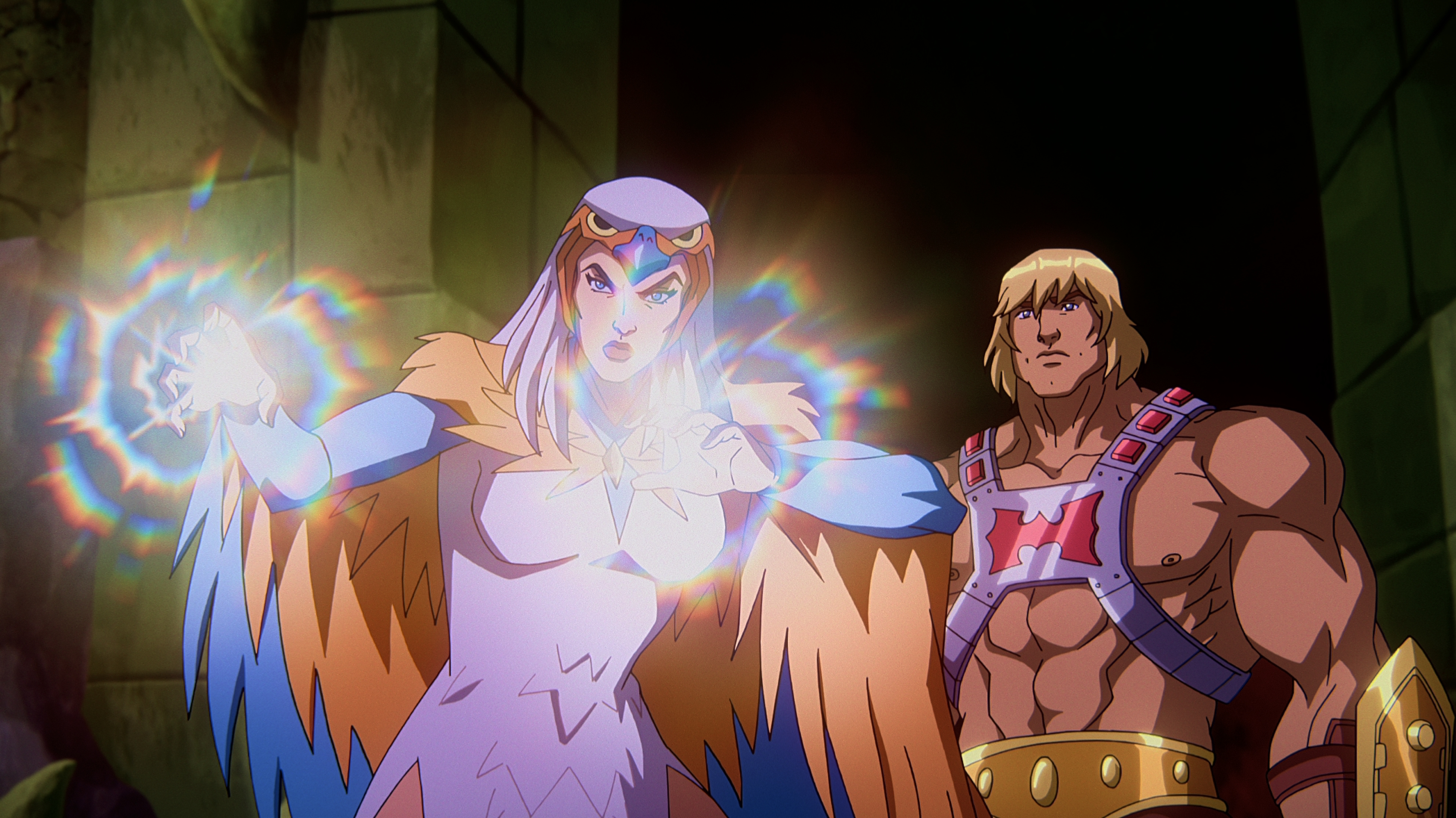 Masters of the Universe: Revelation': He-Man Revealed in First Look - Variety