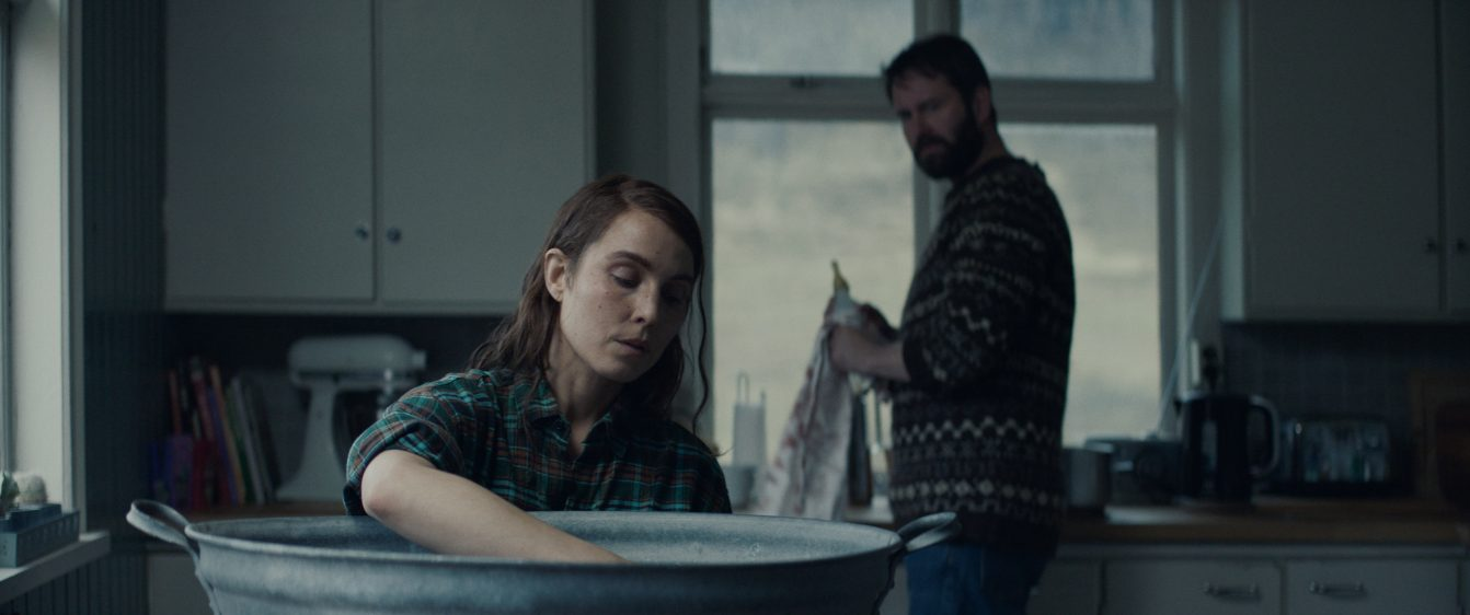 'Lamb' Review: Noomi Rapace Adopts a Uniquely Strange Baby in Striking Motherhood Horror
