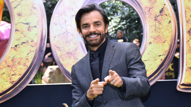 MEXICO CITY, MEXICO - SEPTEMBER 8: Eugenio Derbez poses for photos during a red carpet of Dora and the Lost City of Gold film premiere at Toreo Parque Central on September 8, 2019 in Mexico City, Mexico (Photo by Eyepix/Sipa USA)(Sipa via AP Images)