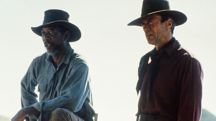 Clint Eastwood Unforgiven