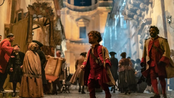 Cyrano' Review: Peter Dinklage Reinvents a Romantic Classic - Variety