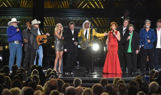 Recap of the 50th Annual CMA Awards and Complete Winners List!