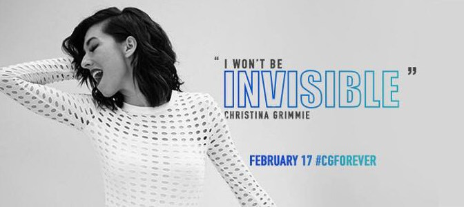"Christina Grimmie Won't Be ""Invisible"" – Listen to the First Single, Following the Singer's Death."