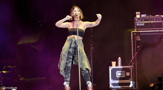 "Maren Morris Releases New Song ""Dear Hate"" After Route 91 Harvest Tragedy."