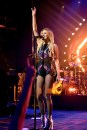 Kelsea Ballerini performs onstage for opening night of The Unapologetically Tour at The Alabama Theatre on February 8, 2018 in Birmingham, Alabama. *** Local Caption *** Kelsea Ballerini