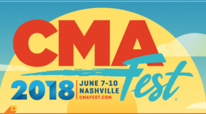 CMA Fest Breakout Stage Performers Announced!