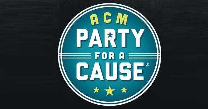 Performers Announced for ACM Party For A Cause!