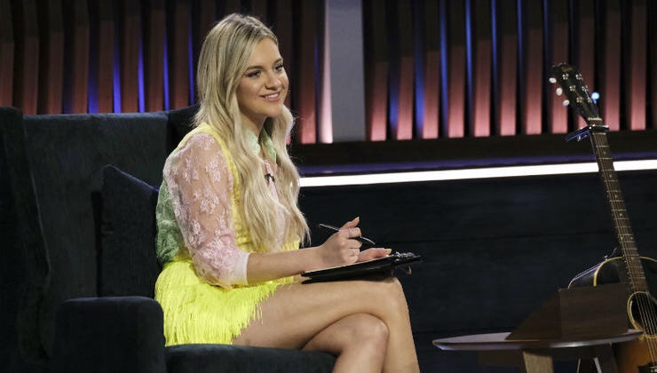 Kelsea Ballerini scores a new song from an undiscovered songwriter on Songland