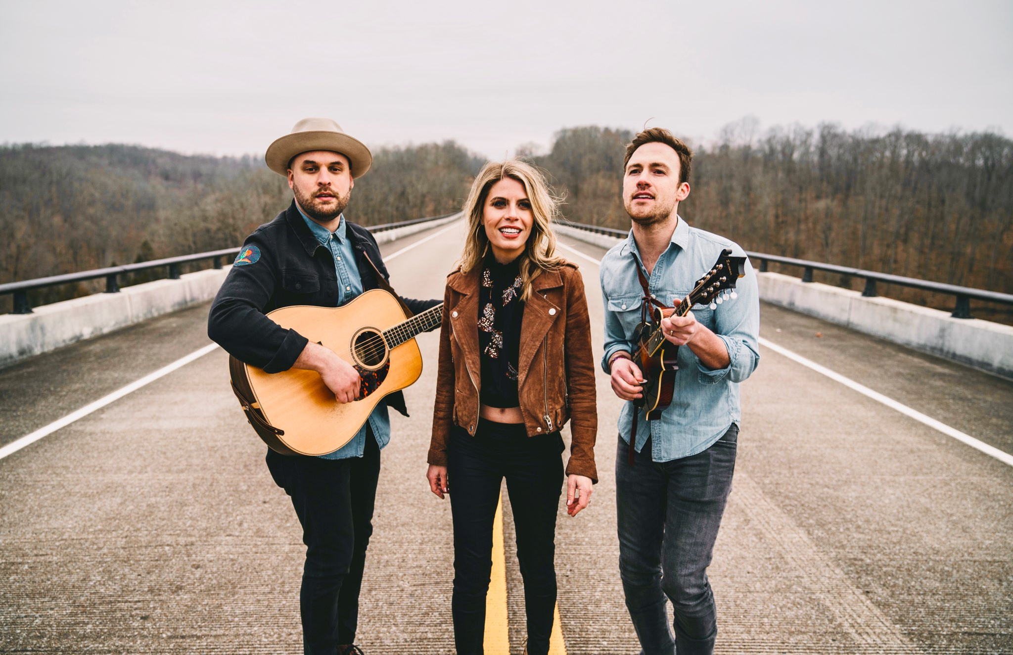 From Front Porches to Festivals, Get to Know Country Trio MAMADEAR