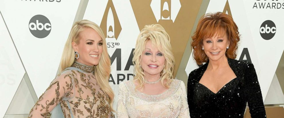 Here are the 53rd Annual CMA Awards Winners!