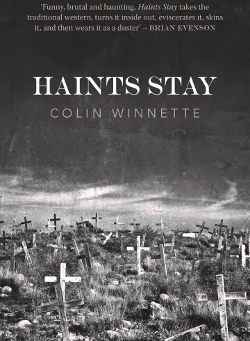 Haints Stay cover