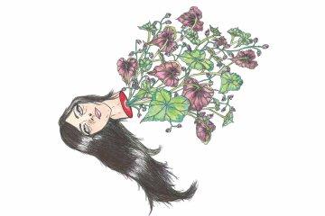 halfsour charm school album art