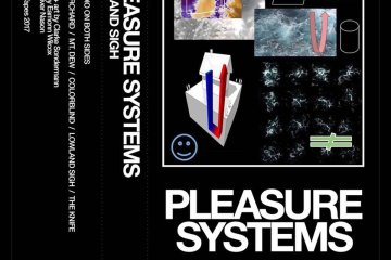 pleasure systems lowland sigh cover art cassette