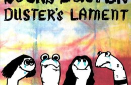 Yucky Duster dusters lament cover art