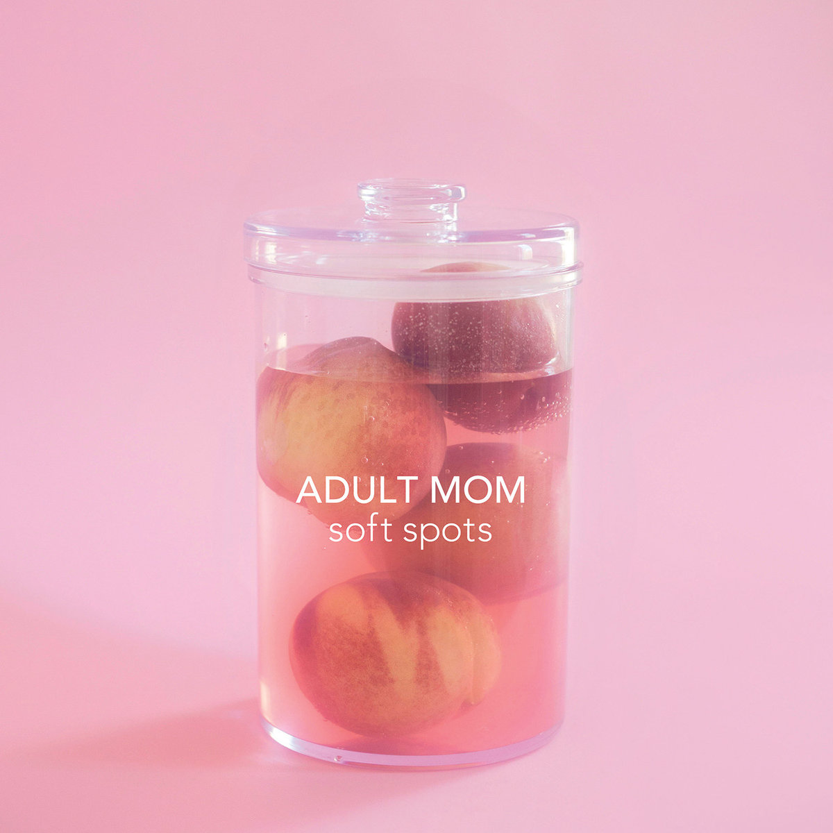 adult mom soft spots album cover peaches in jar