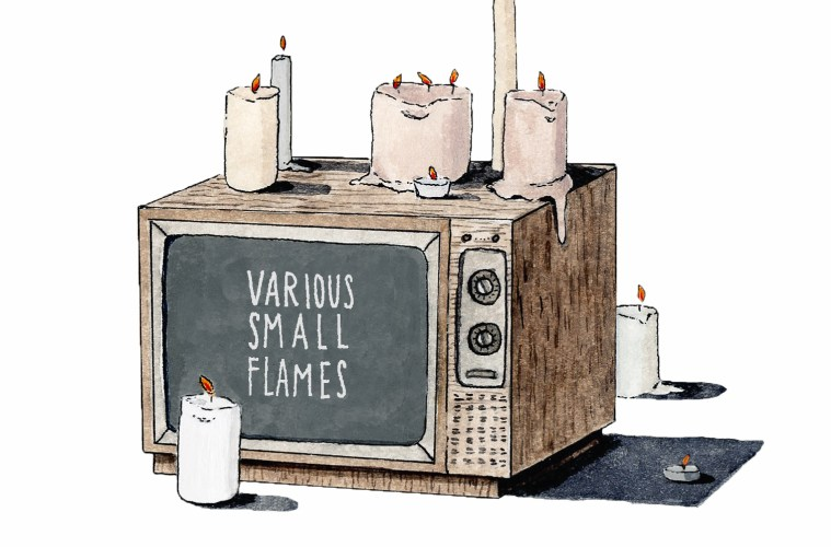 Various Small Flames artwork