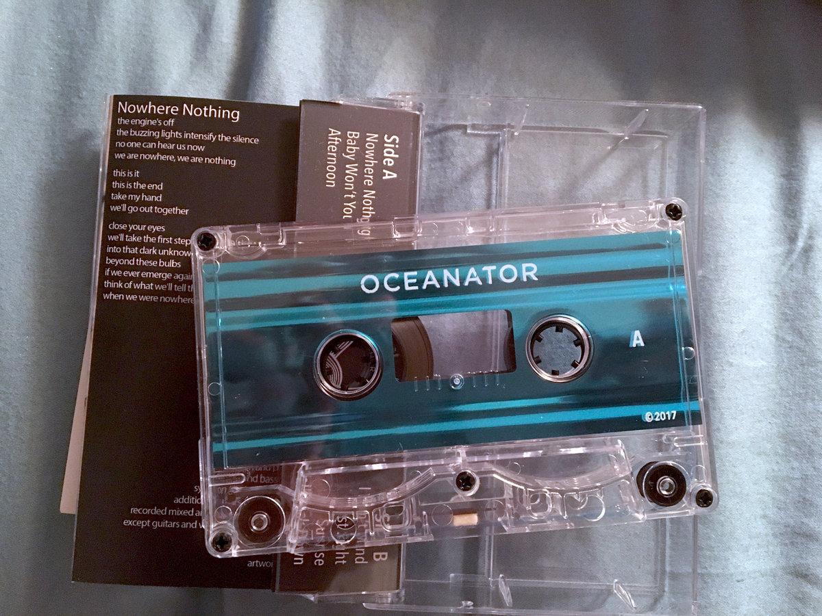 oceanator EP cassette tapes photo