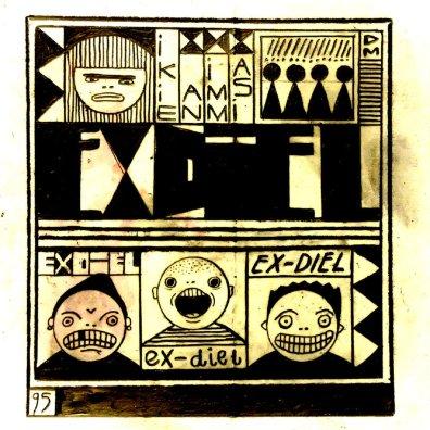 ex diel dem master album art