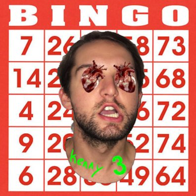 kenny 3 haha bingo album art