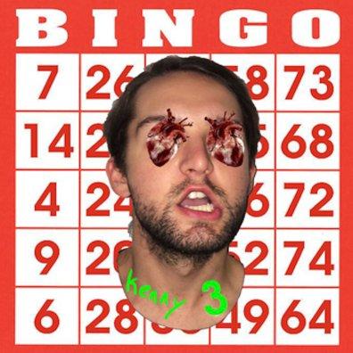 kenny 3 haha bingo album art