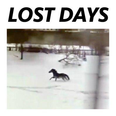 Tyler Burkhart - Lost Days
