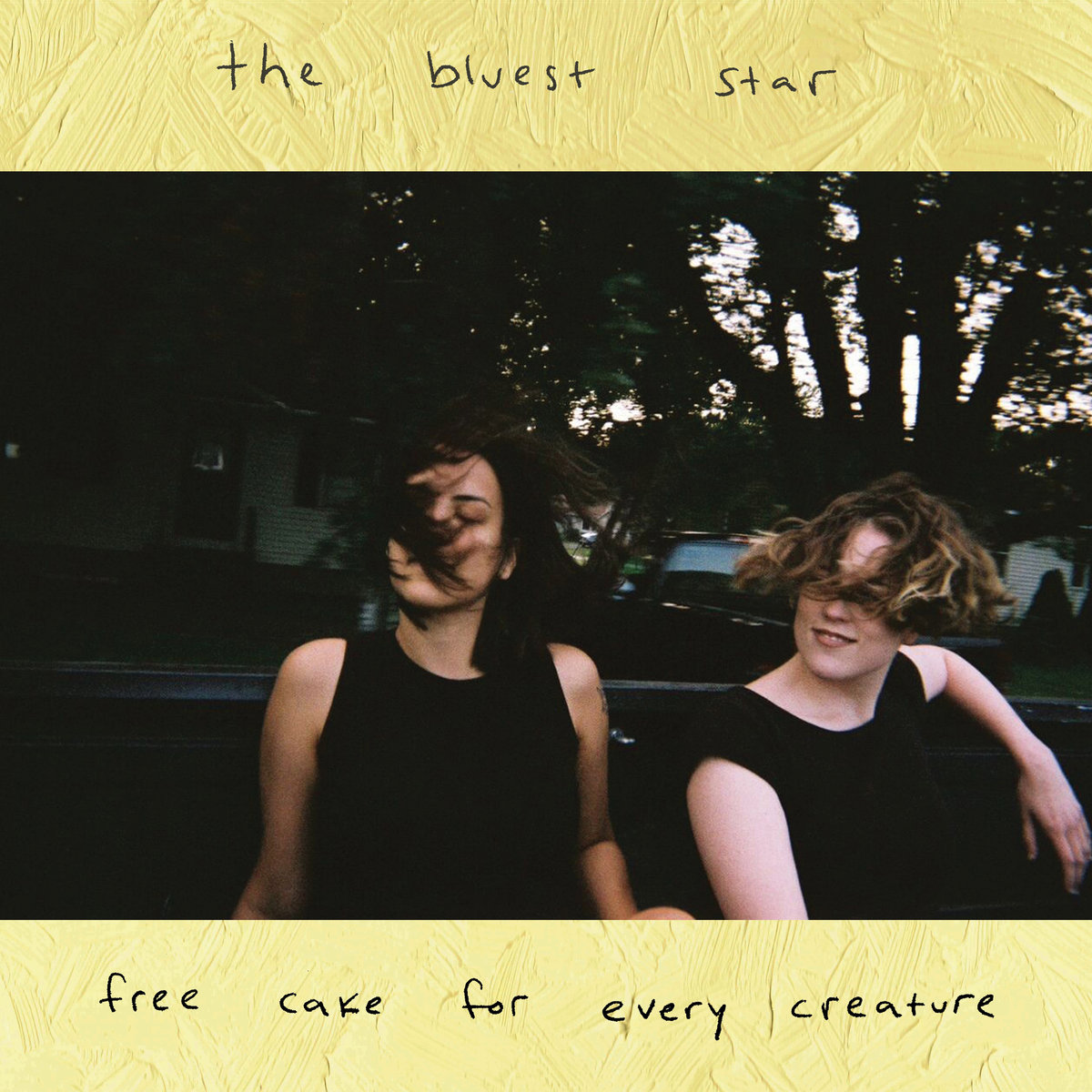 free cake for every creature bluest star album cover
