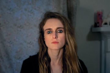 Claire Cronin big dread moon album art