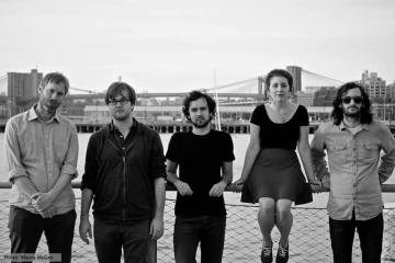 photo of the band green and glass