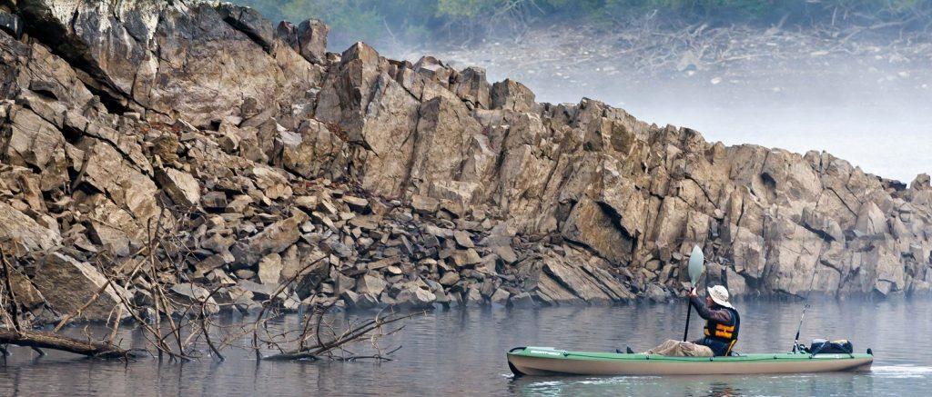 Κανό για ψάρεμα BiC Borneo