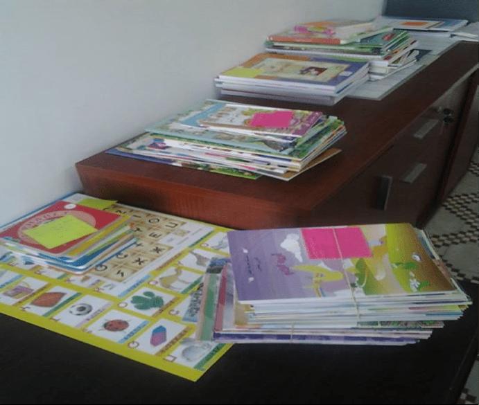 Les ressources pour la lecture en arabe au Maroc (1/6)