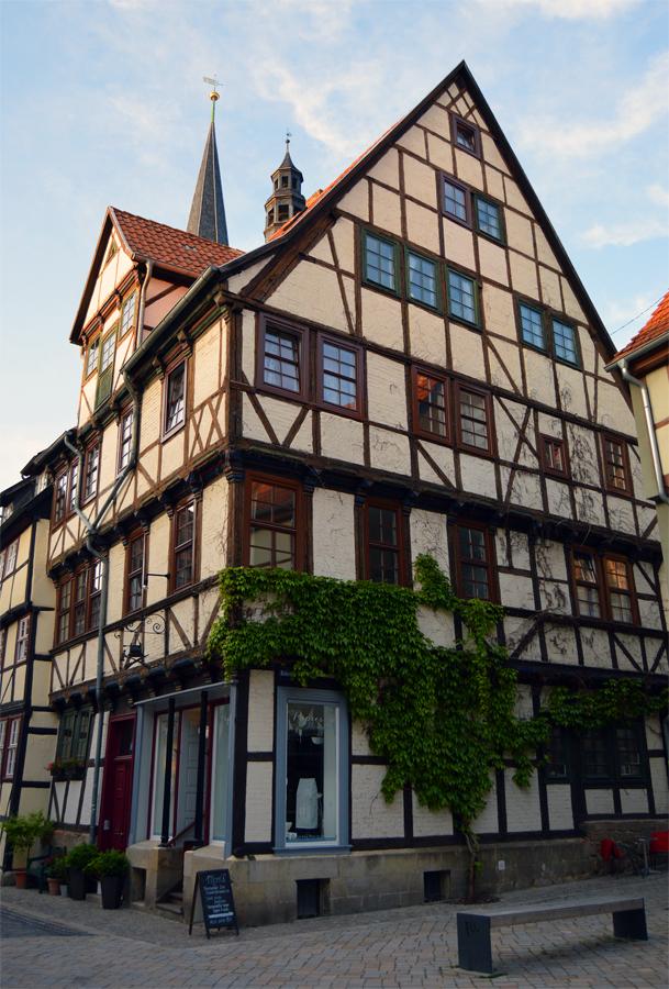 Harzen gammelt hus
