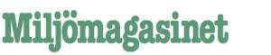 Miljomagasinet - Logga