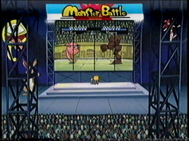 Making a Good Game Worse: Monster Rancher the Anime