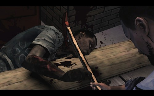 The Walking Dead: The Game: The Review