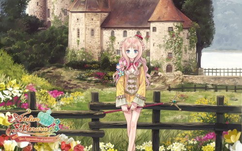 Atelier Meruru Delayed One Week
