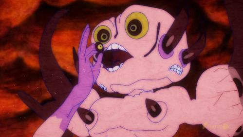 Another terrifying delusion can only mean one thing, it's time for more Shinsekai Yori!