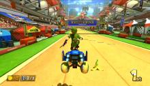 Mygamer Video Cast Awesome Blast! Mario Kart new tracks