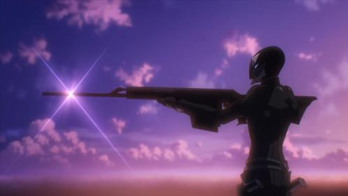 Because Tatsuya NEEDS a magical nuke rifle.