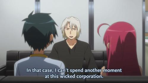 Even demon lords think corporations have gone too far.