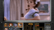 Oh no! A night trap!