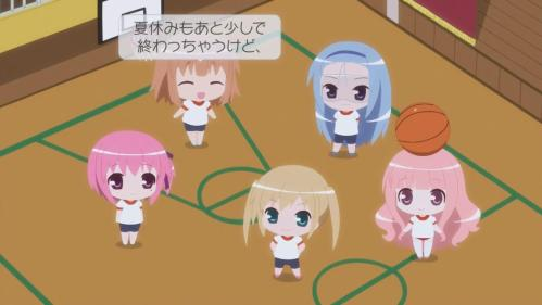 And at this moment Good Smile Company discovers Ro-Kyu-Bu Nendoroids will print money.