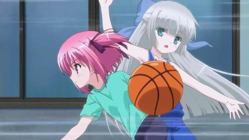 If only she knew Tomoka is like time: she can't be stopped.