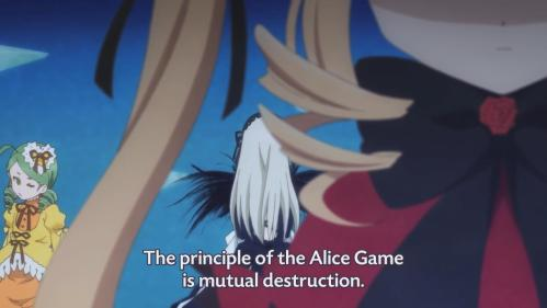 Remember when this was actually ABOUT the Alice game?