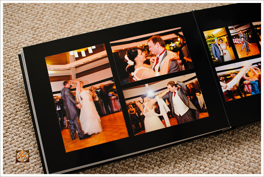 Digital Wedding Album From Mariana Amp Guy Winter Wedding Destination Wedding Photographer Varna