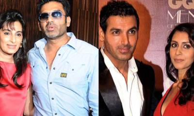 7 Famous Bollywood Actors And Their Lesser Known Wives | Varnic