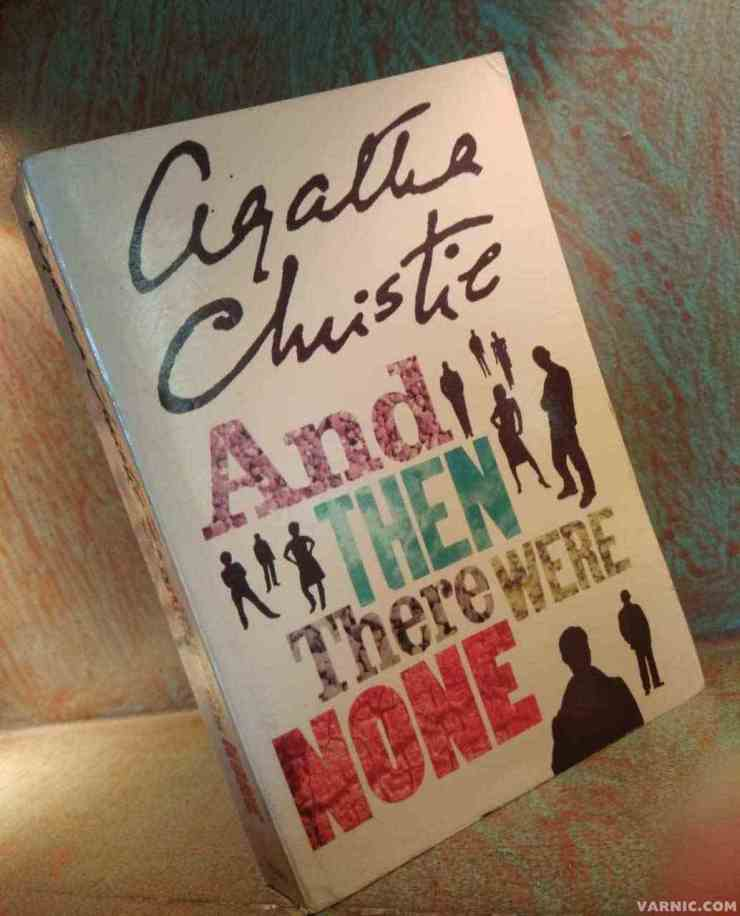 Book Review: 'And Then There Were None ' | Varnic